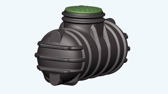 Podzemni rezervoar 1000 L