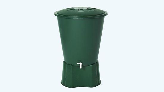 Posoda okrogla zelena